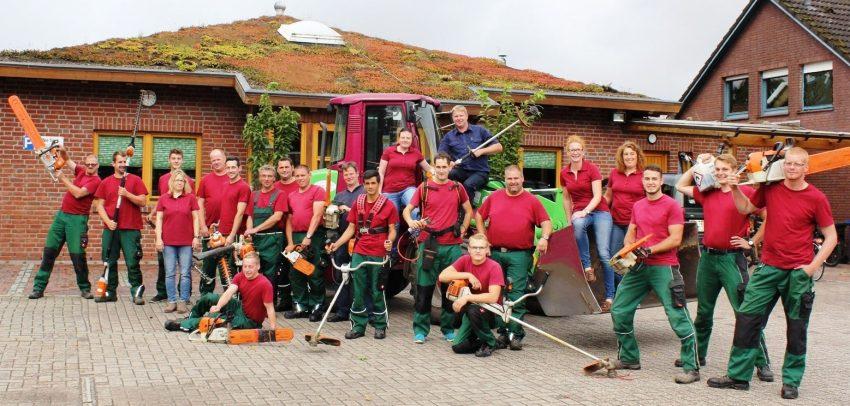 Das Braukmann-Team, Foto: Etta Braukmann