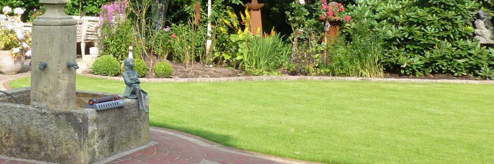Unsere Pflasterarbeiten bringen Ihren Garten stilvoll zur Geltung